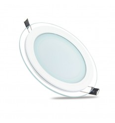 DOWNLIGHT LED 16W REDONDO CRISTAL